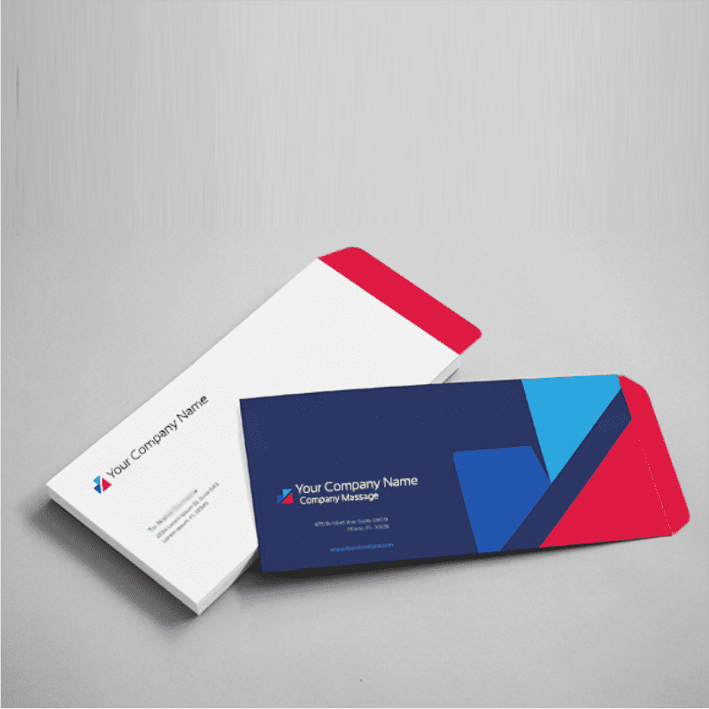 Envelope Printers in Ahmedabad, Gujarat, India - Envelope Mockup 2