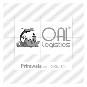 Logo Designer in Ahmedabad, Gujarat, India - Logo Mockup 21